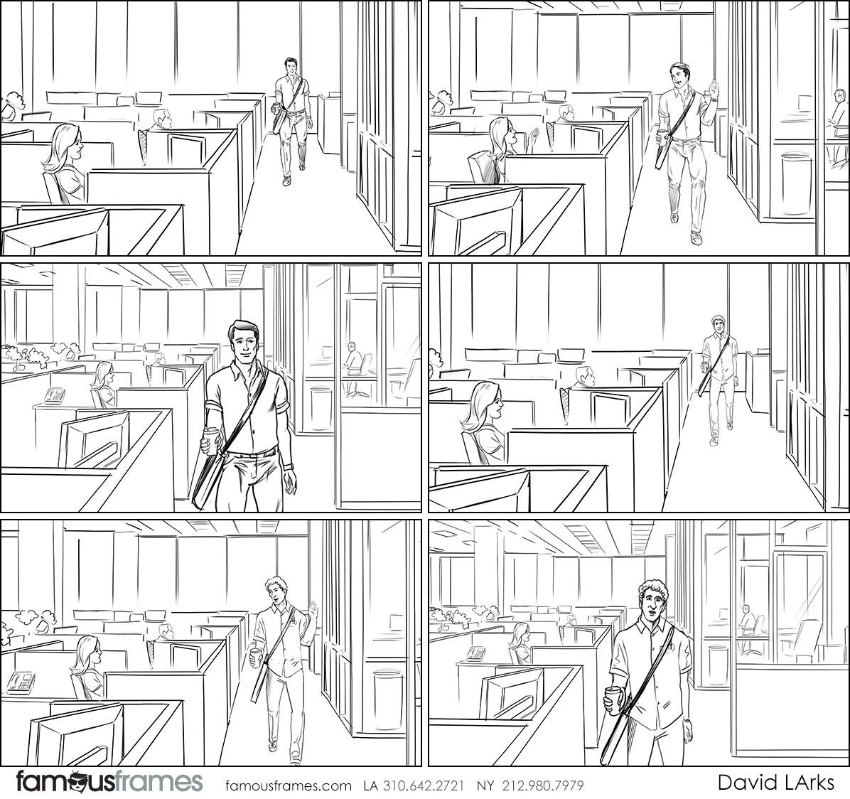 David Larks*'s People - B&W Line storyboard art (Image #317_114_1493405573)