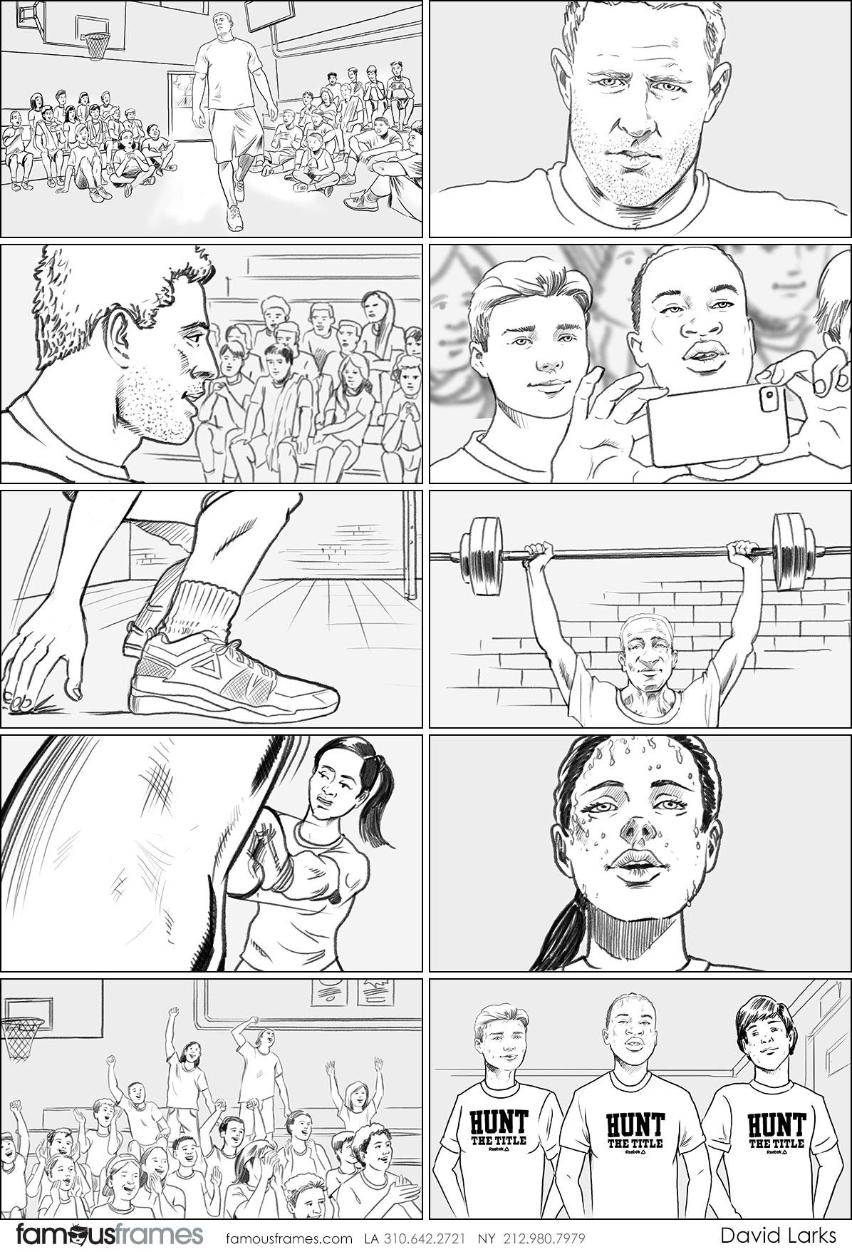 David Larks*'s People - B&W Line storyboard art (Image #317_114_1493754943)