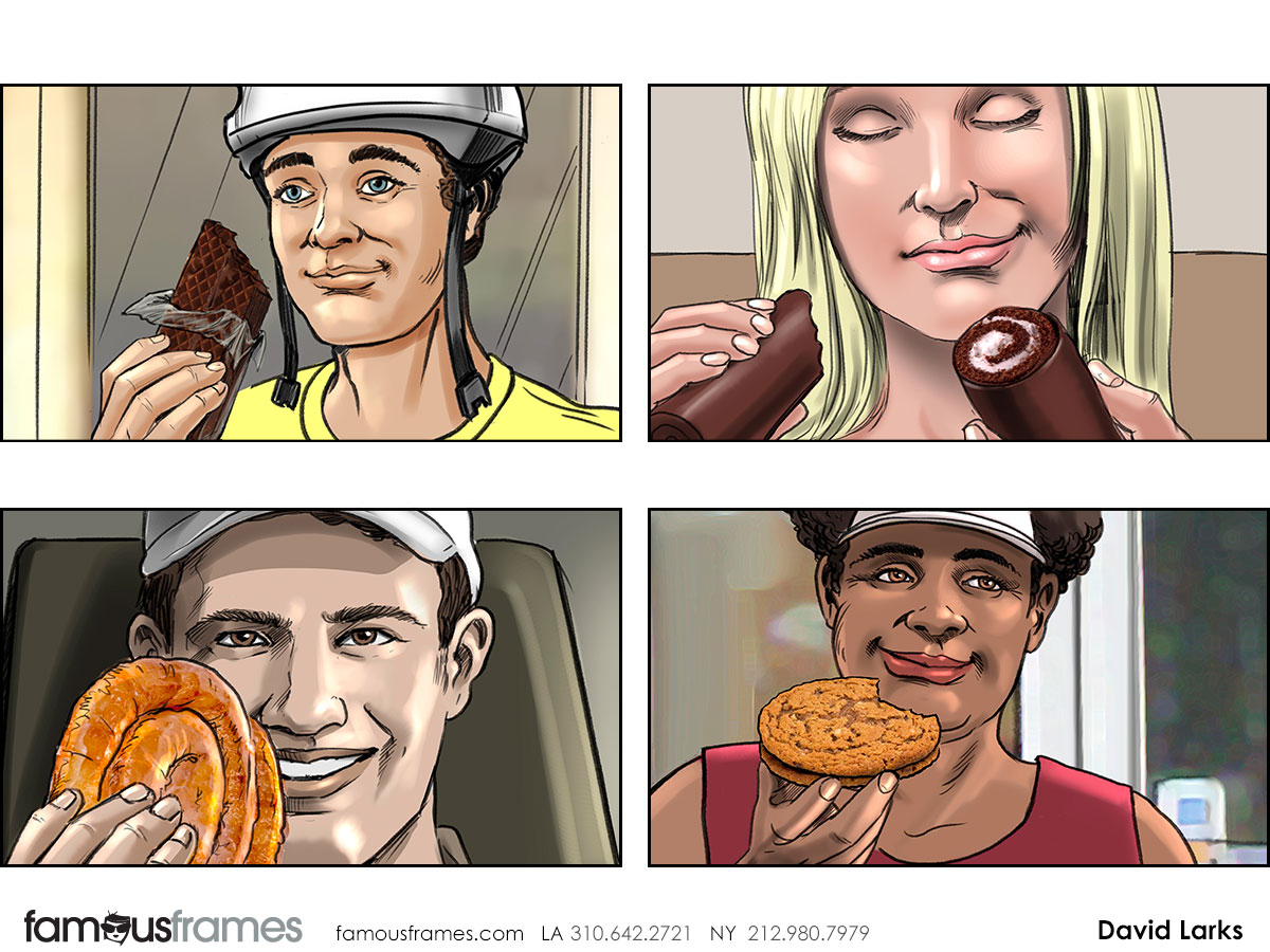 David Larks*'s Food storyboard art (Image #317_13_1436892068)
