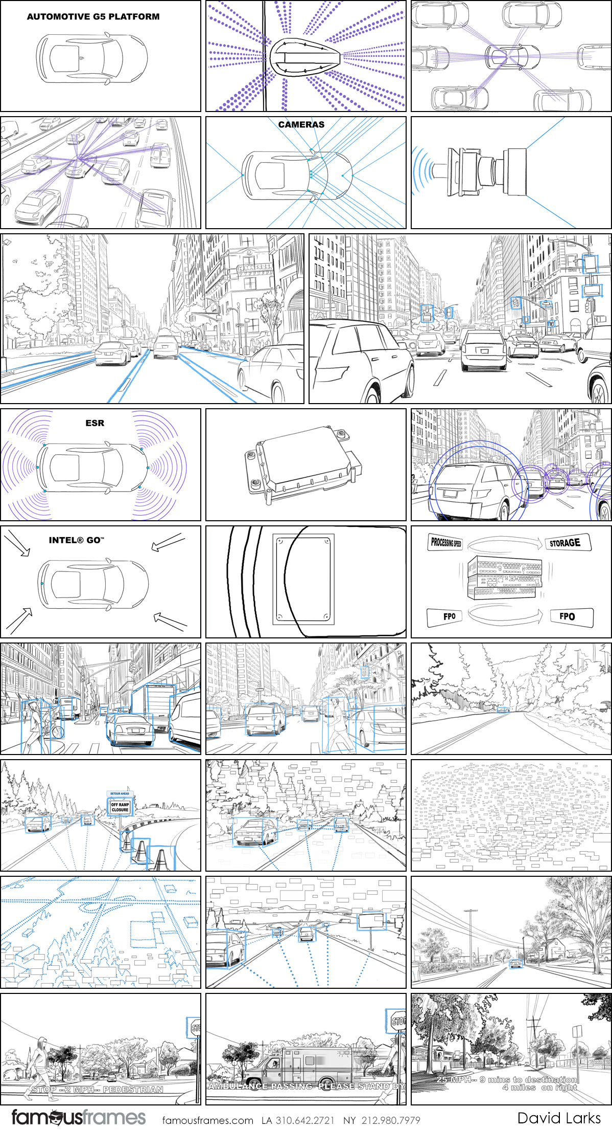 David Larks*'s Vehicles storyboard art (Image #317_22_1578425677)