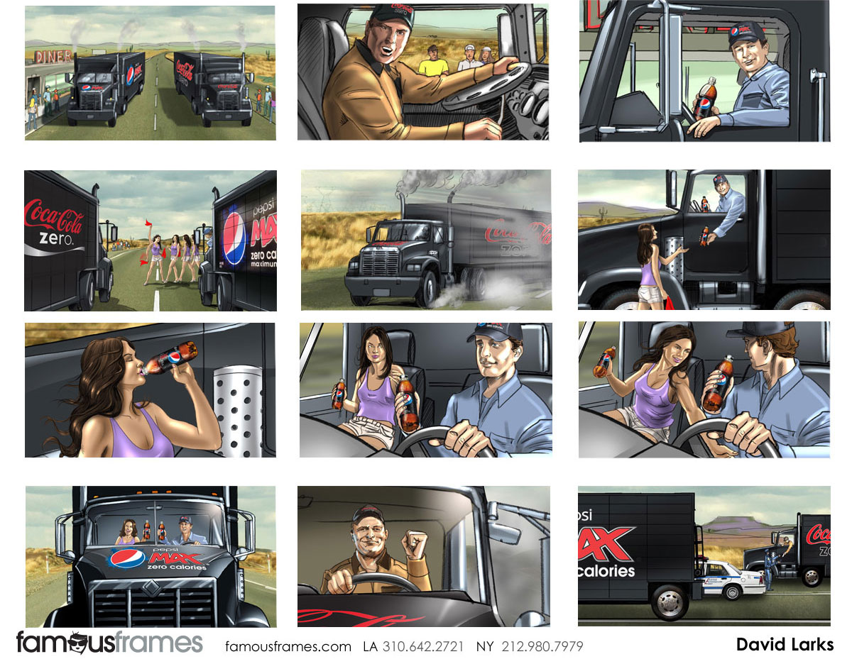 David Larks*'s Vehicles storyboard art (Image #317_24_1492032877)
