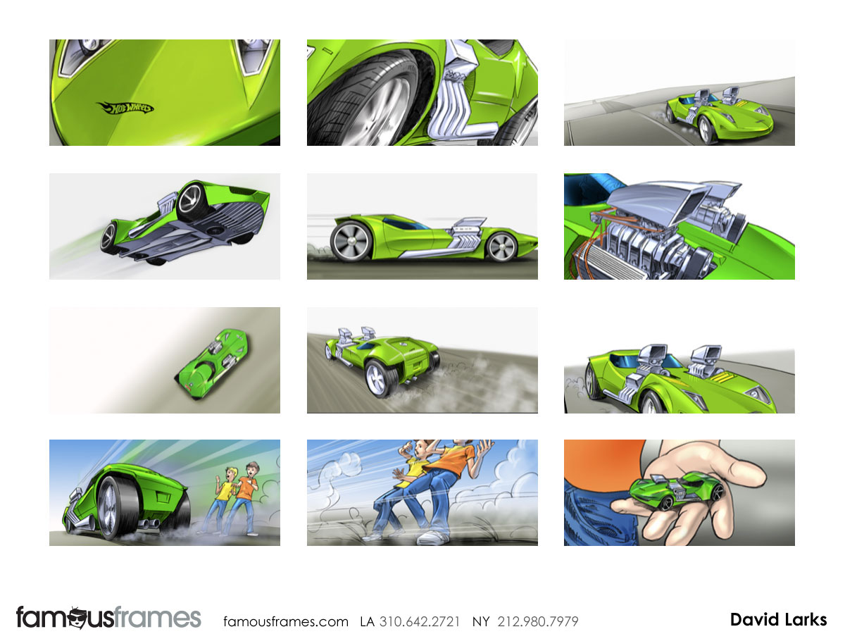 David Larks*'s Vehicles storyboard art (Image #317_24_1493142221)