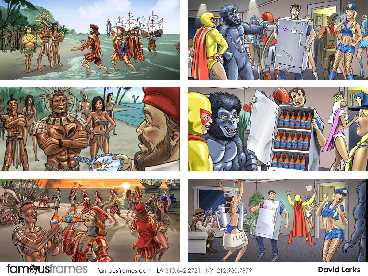 David Larks*'s Characters / Creatures storyboard art (Image #317_8_1460680135)