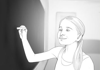 David Larks*'s Kids storyboard art