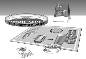 David Larks's Products storyboard art