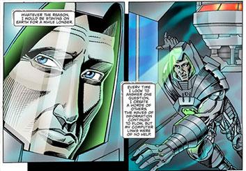 David Larks's Comic Book storyboard art