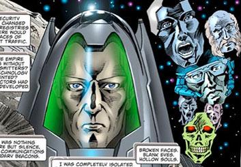 David Larks*'s Comic Book storyboard art