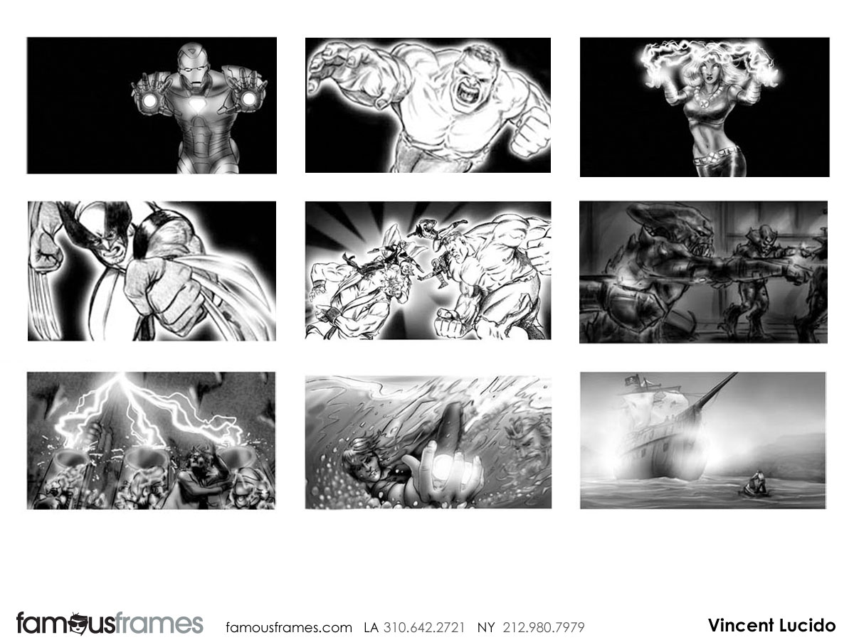 Vincent Lucido*'s Action storyboard art (Image #318_4_1417825649)