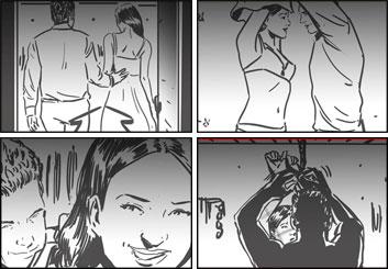 Vincent Lucido*'s Shootingboards storyboard art