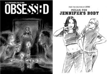 Vincent Lucido*'s Key Art / Posters storyboard art