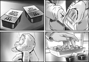 Jeff Norwell's Shootingboards storyboard art