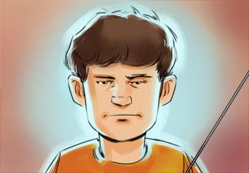 Jeff Norwell's Kids storyboard art