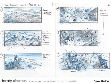 Trevor Goring*'s Shootingboards storyboard art