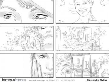 Alessandra Divizia's Shootingboards storyboard art