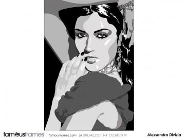 Alessandra Divizia's Illustration storyboard art