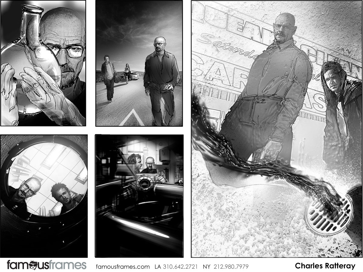 Charles Ratteray*'s People - B&W Tone storyboard art (Image #34_113_1384896274)