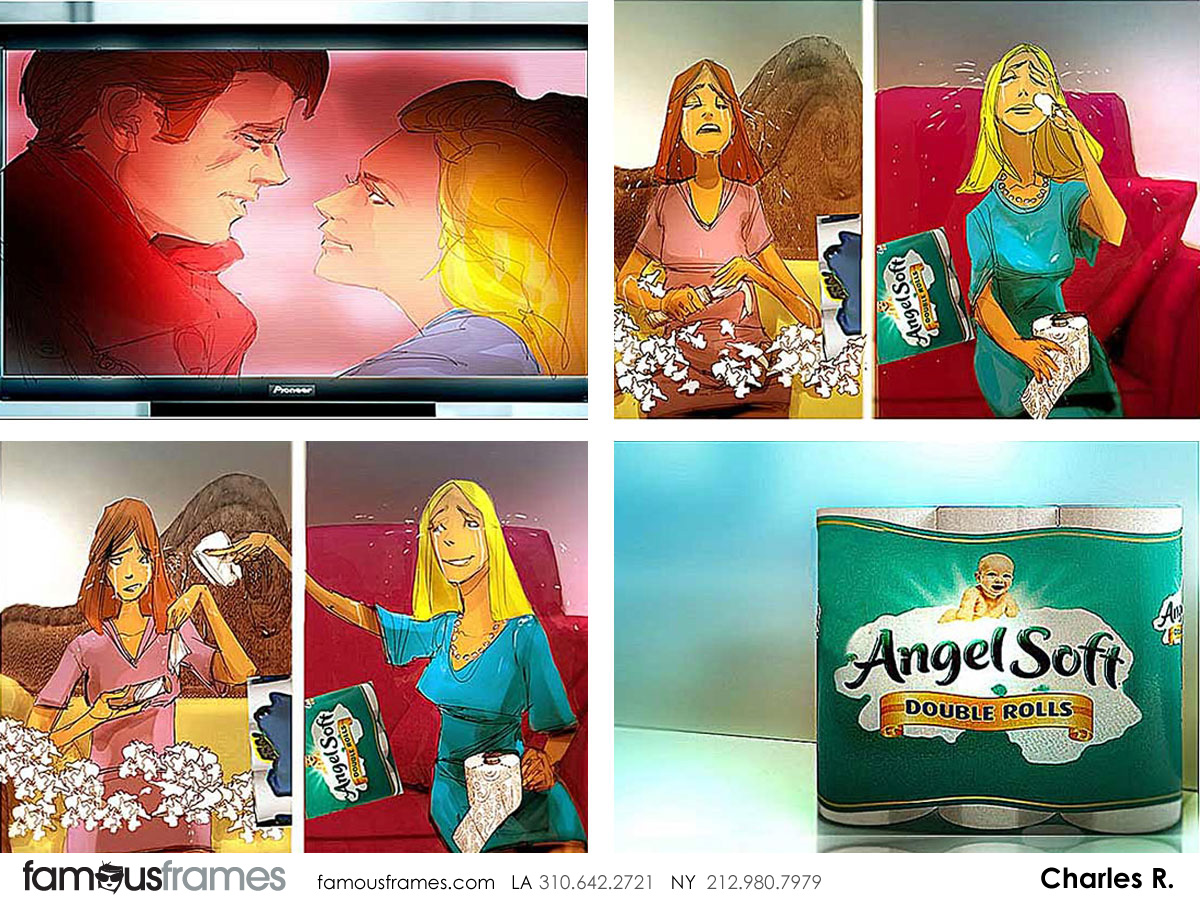 Charles Ratteray*'s People - Color  storyboard art (Image #34_20_1326140932)
