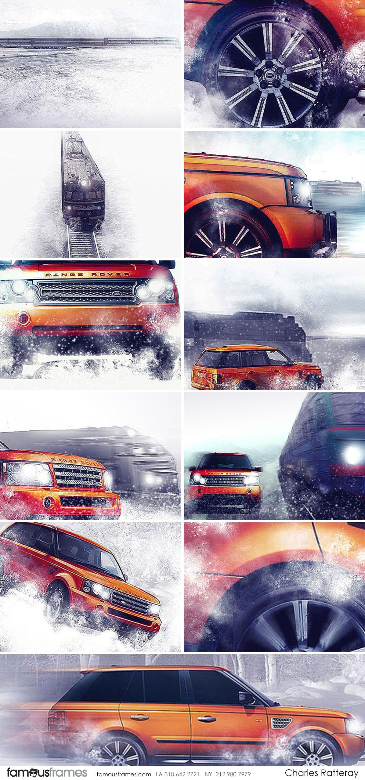 Charles Ratteray*'s Vehicles storyboard art (Image #34_24_1488564534)