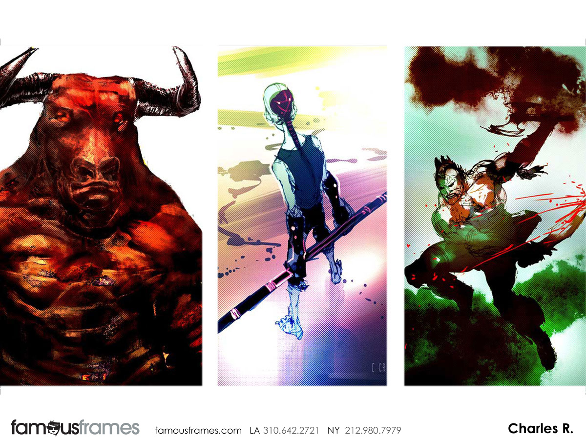 Charles Ratteray*'s Characters / Creatures storyboard art (Image #34_8_1326136489)
