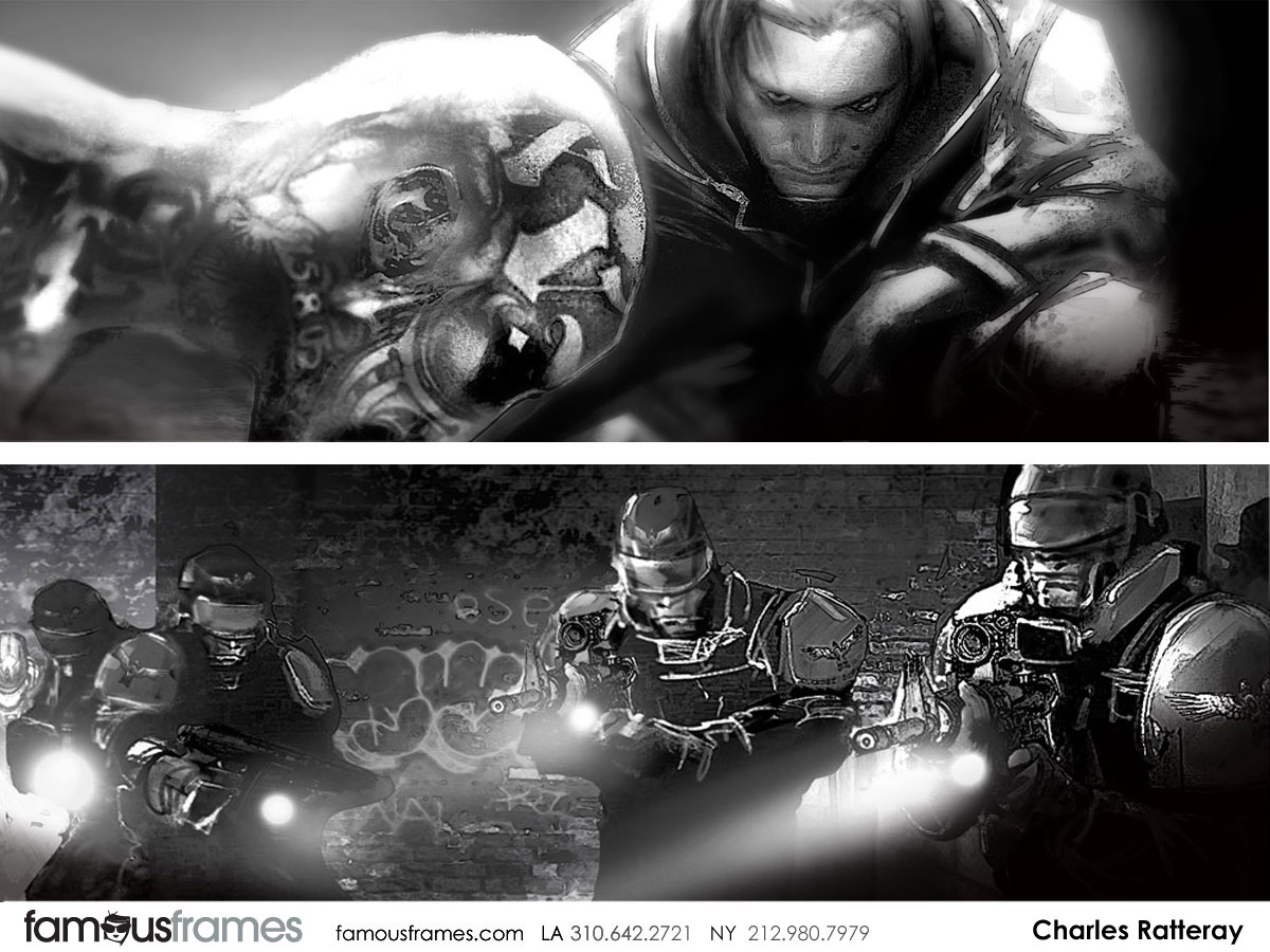 Charles Ratteray*'s Characters / Creatures storyboard art (Image #34_8_1345239144)