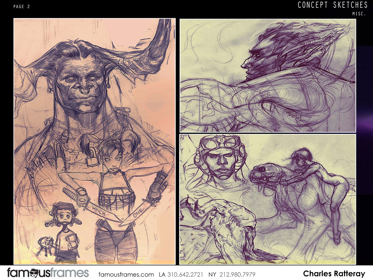 Charles Ratteray*'s Characters / Creatures storyboard art (Image #34_8_1390414719)