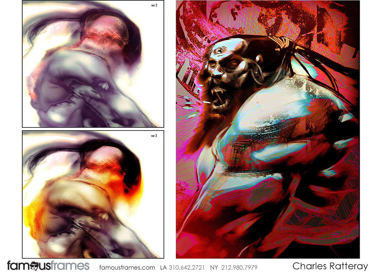 Charles Ratteray*'s Characters / Creatures storyboard art (Image #34_8_1512506651)