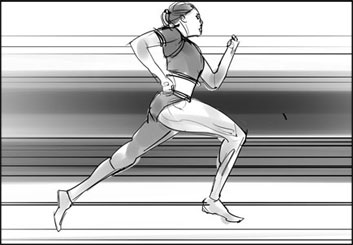 Charles Ratteray*'s Sports storyboard art