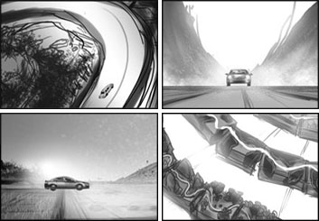 Charles Ratteray*'s Film/TV storyboard art