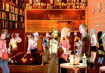 Charles Ratteray*'s Key Art / Posters storyboard art