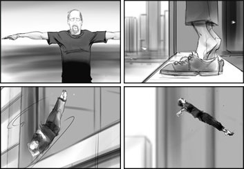 Charles Ratteray*'s Shootingboards storyboard art