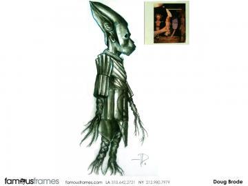 Doug Brode*'s Conceptual Elements storyboard art