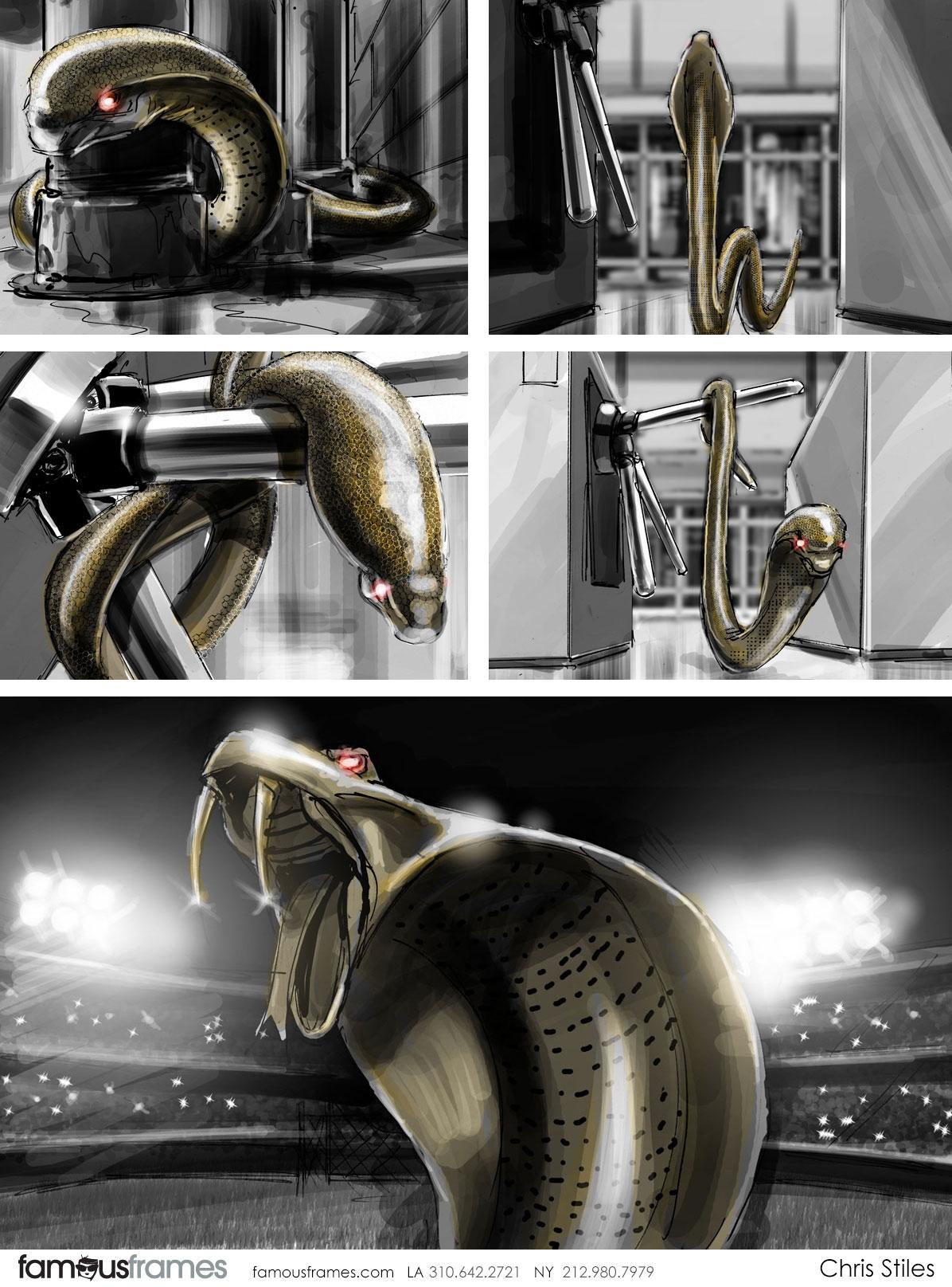 Chris Stiles's Wildlife / Animals storyboard art (Image #38_6_1523663458)