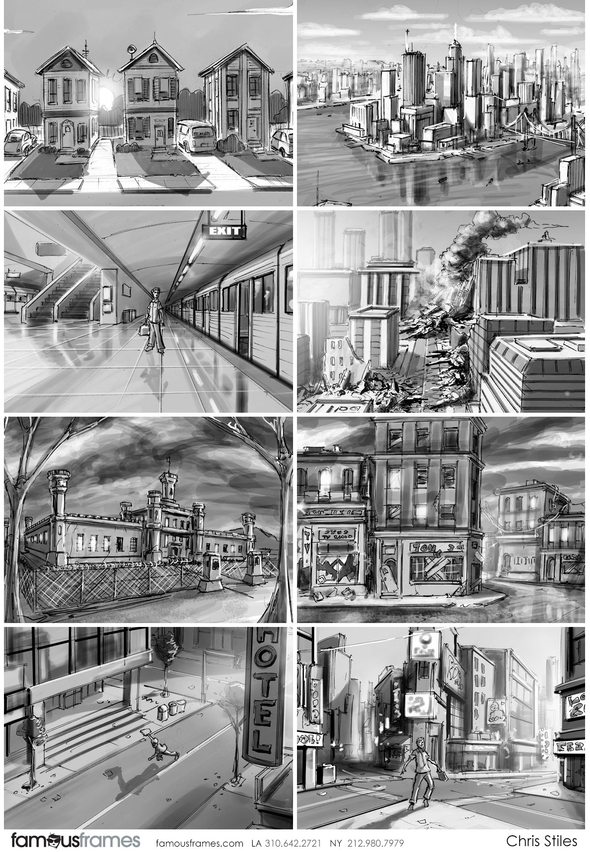 Chris Stiles's Architectural storyboard art (Image #38_7_1523659891)