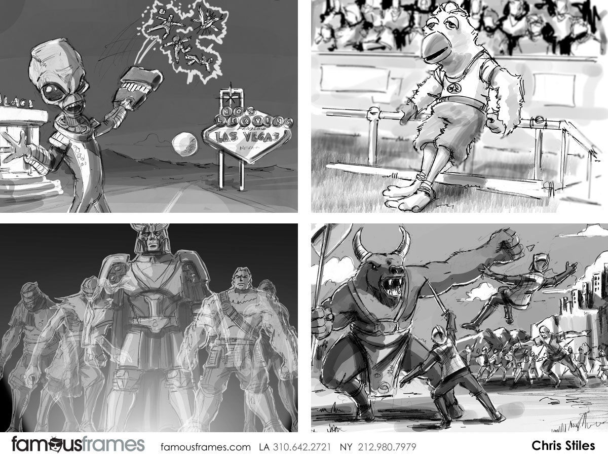 Chris Stiles's Characters / Creatures storyboard art (Image #38_8_1355275044)