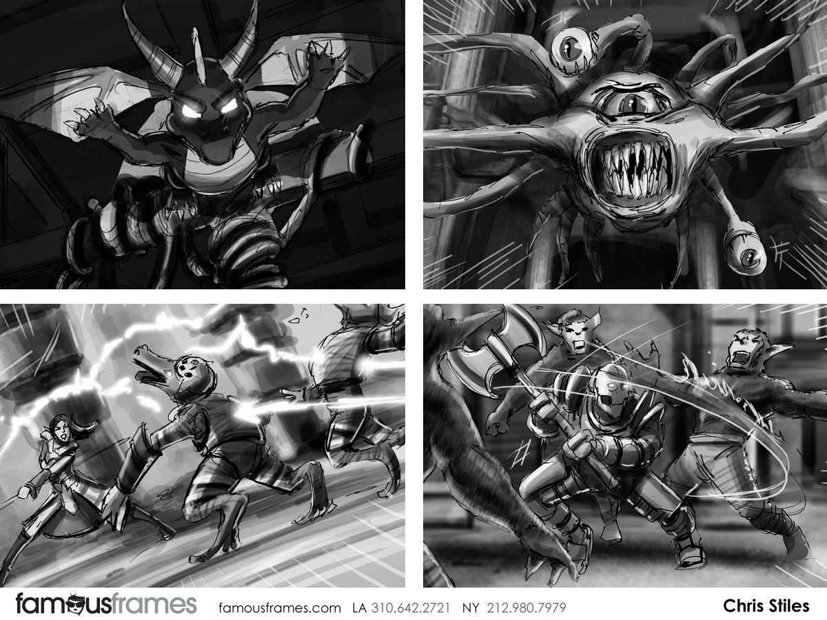 Chris Stiles's Characters / Creatures storyboard art (Image #38_8_1355275228)