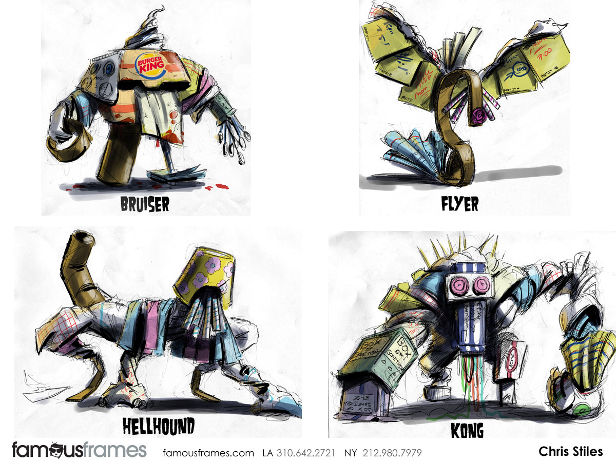 Chris Stiles's Characters / Creatures storyboard art (Image #38_8_1355275246)