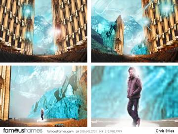 Chris Stiles's Concept Environments storyboard art
