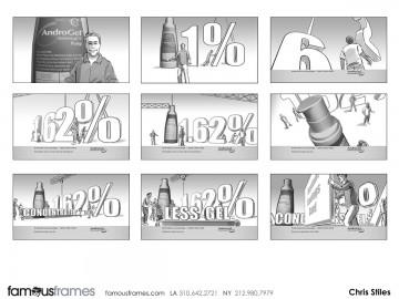 Chris Stiles's Graphics storyboard art