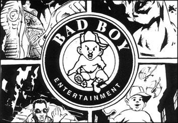 Chris Stiles's Comic Book storyboard art