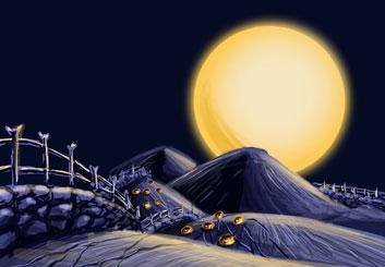 Chris Stiles's Environments storyboard art