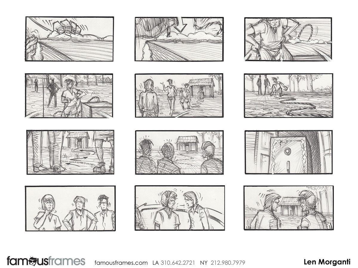 Len Morganti*'s Film/TV storyboard art (Image #394_14_1342479996)