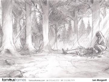 Len Morganti*'s Shootingboards storyboard art