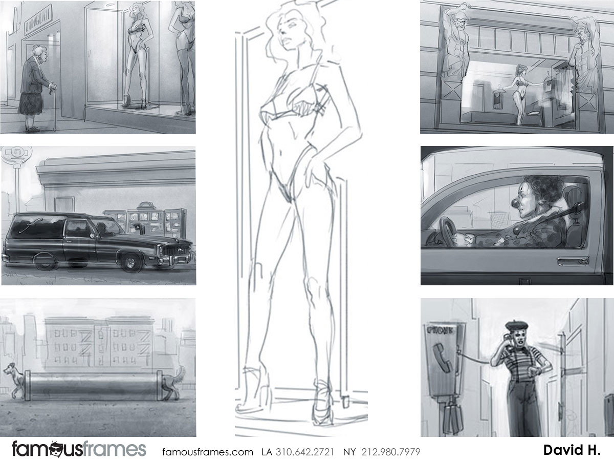 David Hudnut's People - B&W Tone storyboard art (Image #41_113_1384973226)