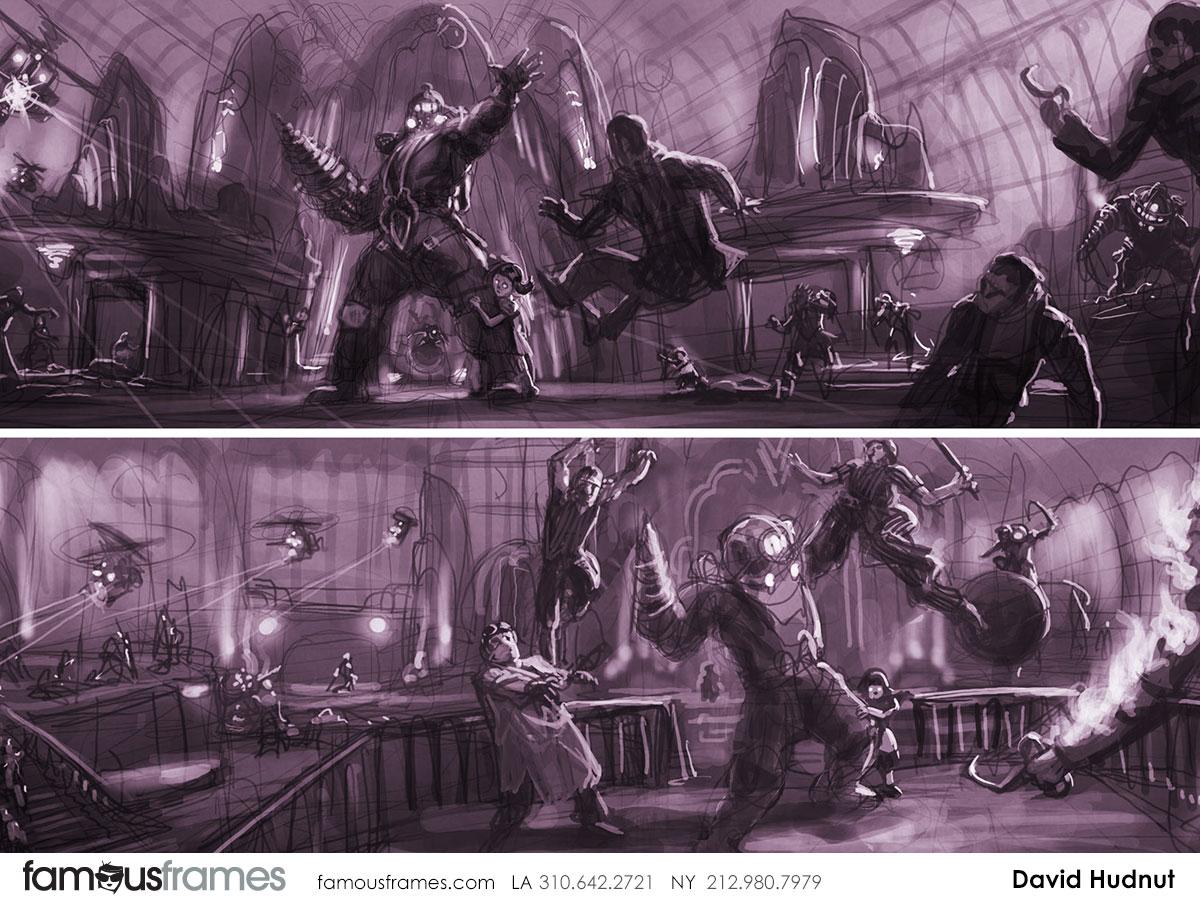 David Hudnut's Characters / Creatures storyboard art (Image #41_8_1347925153)