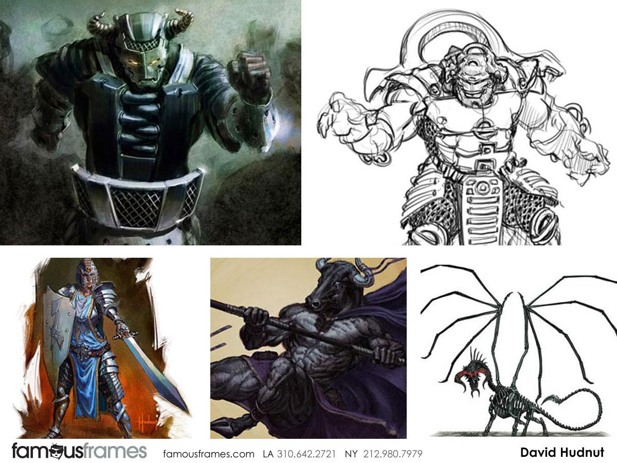 David Hudnut's Characters / Creatures storyboard art (Image #41_8_1390414906)