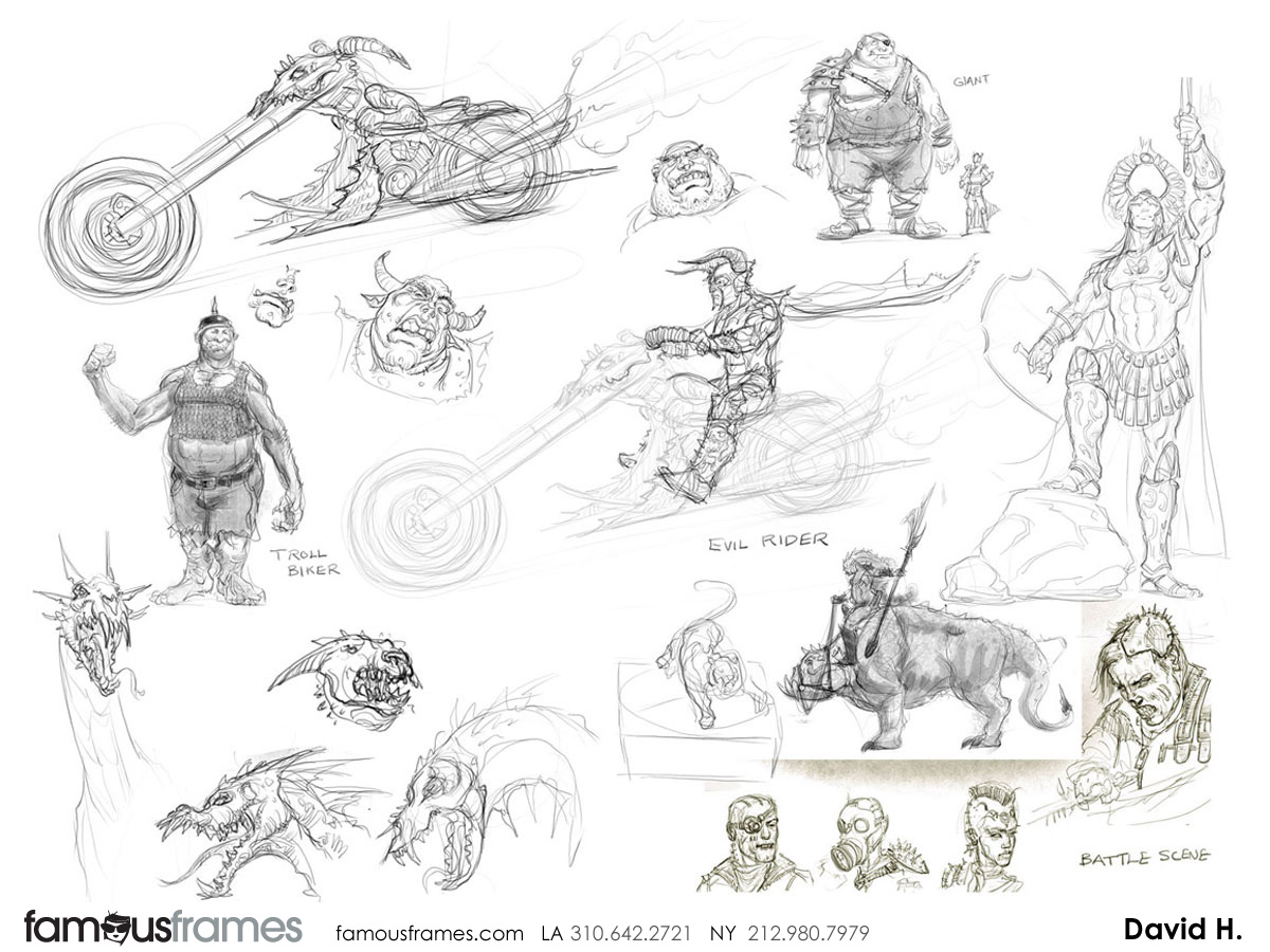 David Hudnut's Characters / Creatures storyboard art (Image #41_8_1390414974)