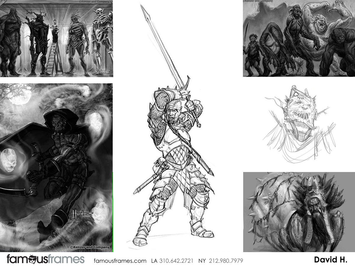David Hudnut's Characters / Creatures storyboard art (Image #41_8_1390414988)
