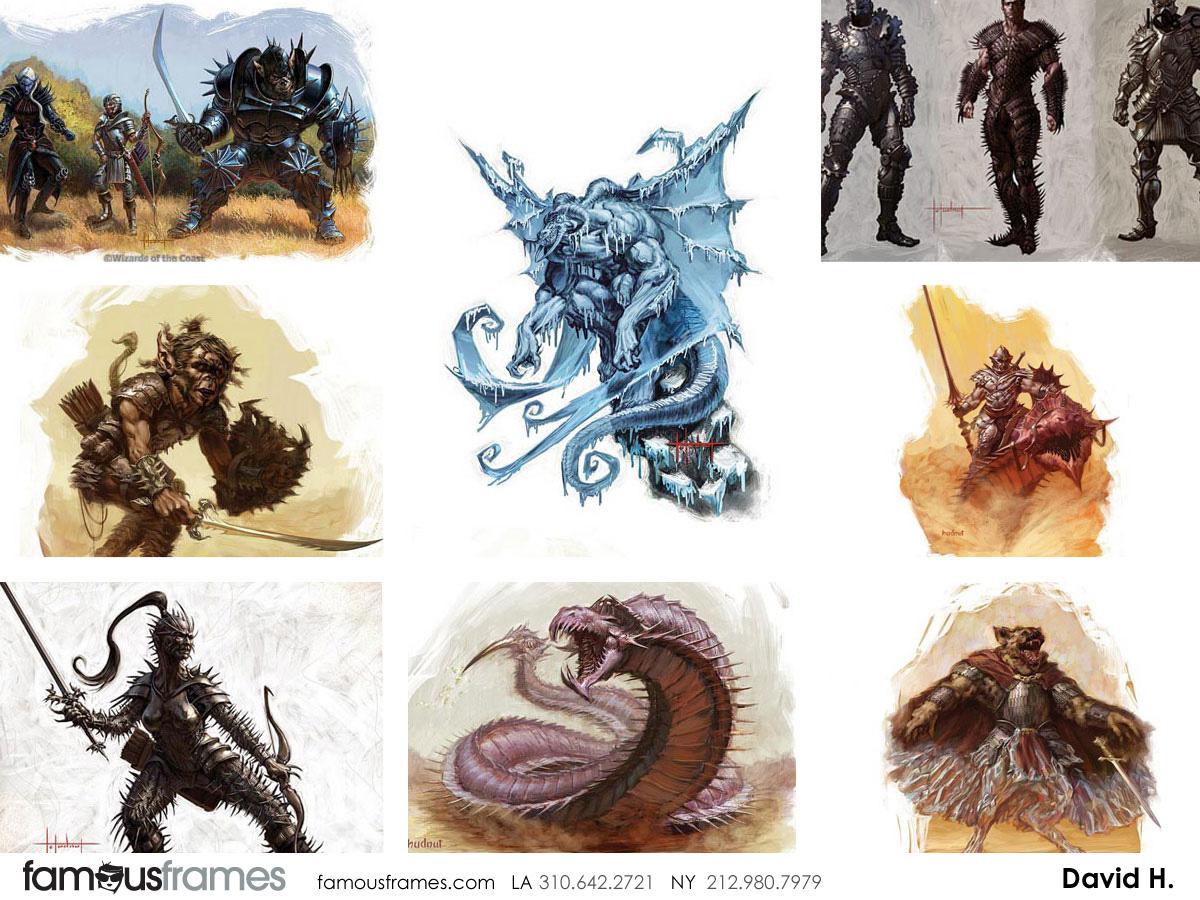 David Hudnut's Characters / Creatures storyboard art (Image #41_8_1390415011)