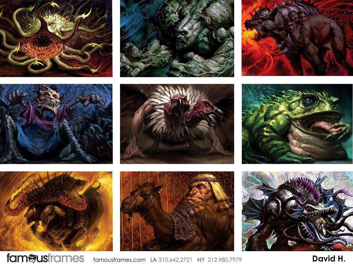 David Hudnut's Characters / Creatures storyboard art (Image #41_8_1390415019)