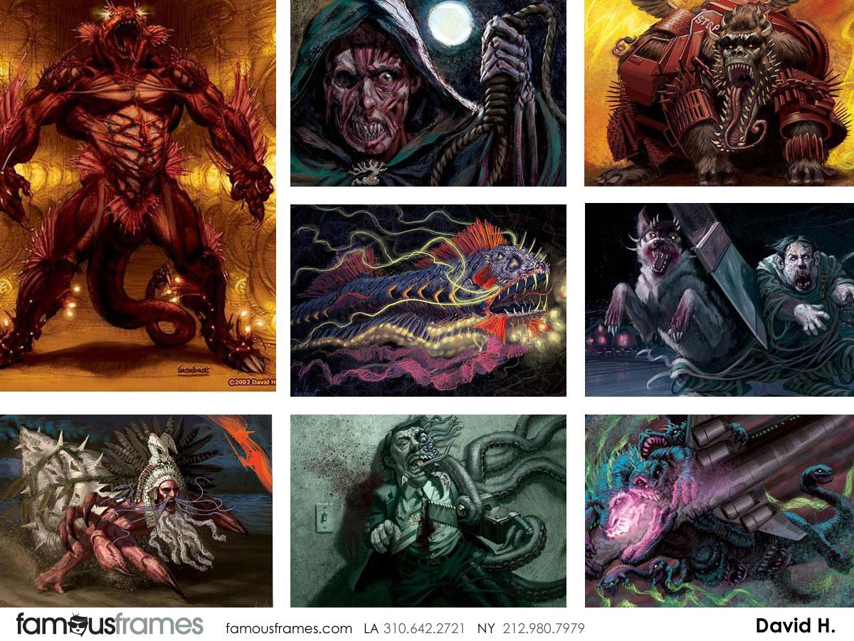 David Hudnut's Characters / Creatures storyboard art (Image #41_8_1390415028)